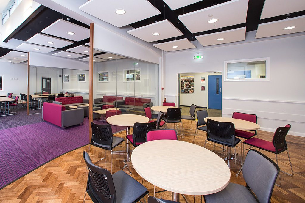 Furniture and Fit Out for St Mary's School, Menston