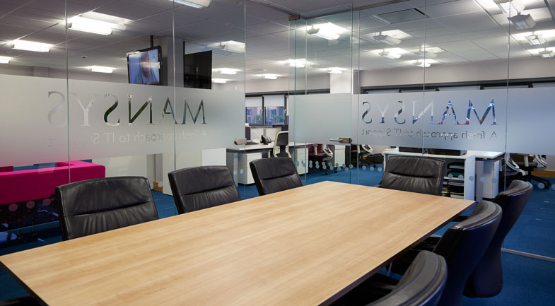 Office furniture and fit out project transforms space for Bradford IT specialist 4
